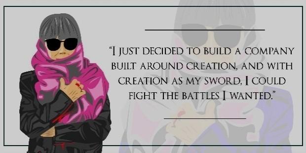 Rei Kawakubo Quotes: Rei Kawakubo Quote 05