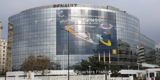 renault headquarters france