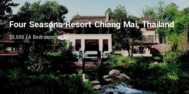 residences at four seasons resort chiang mai 2