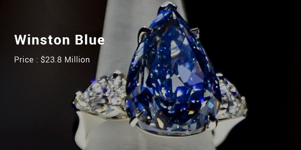 The Winston Blue Diamond