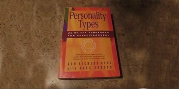 richar iso personlaity type book