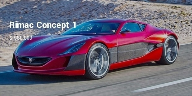 This Car Developed By Rimac Automobili An Automotive Company In Croatia Is Considered To Be The First Electric Hyper World