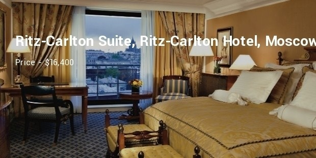 ritz carlton suite, ritz carlton hotel, moscow, russia