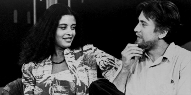 Robert De Niro And His Wife Diahnne Abbott