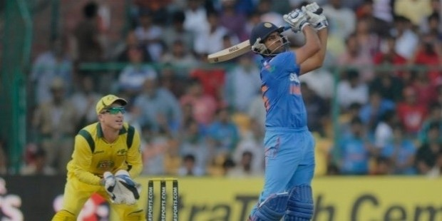 rohit sixes