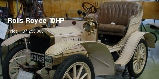 rolls royce 10hp