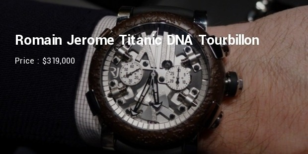 Romain Jerome Titanic DNA Tourbillon