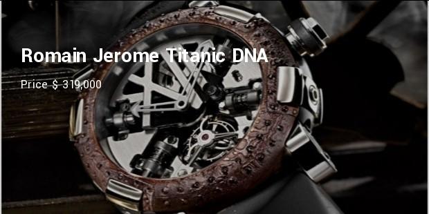 romain jerome titanic dna