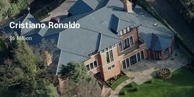 ronaldo house