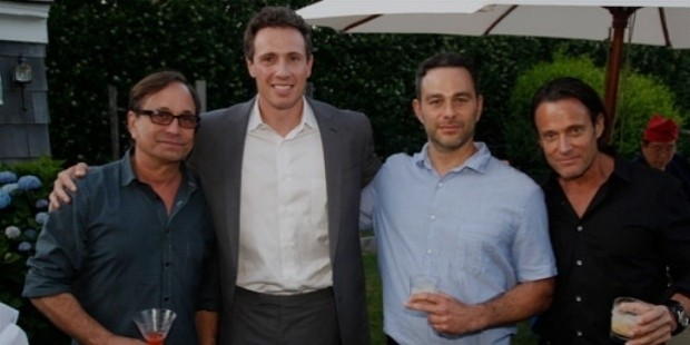 ross bleckner, chris cuomo, eric freeman, and michael kaplan