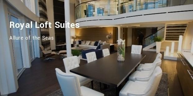royal loft suites