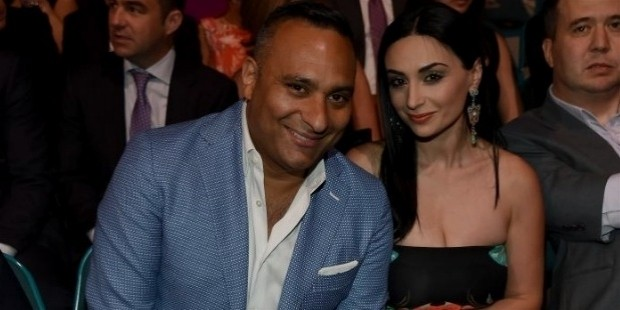 russell peters and ruzanna khetchian