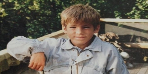 ryan reynolds childhood