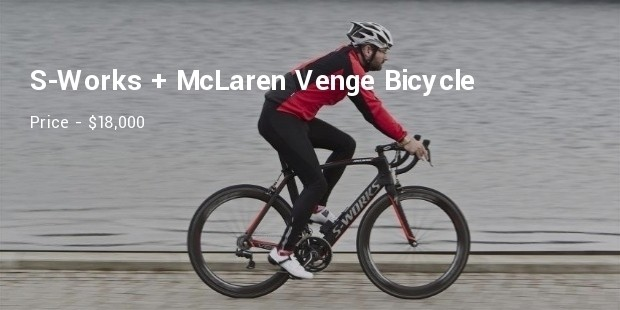 s works  mclaren venge bicycle