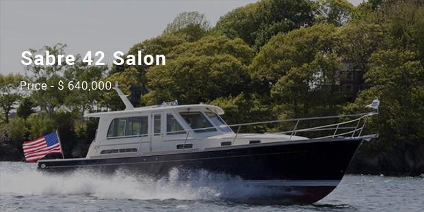 Sabre 42 Salon Express