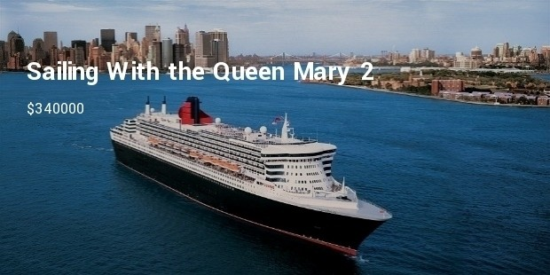 sailing with the queen mary 2