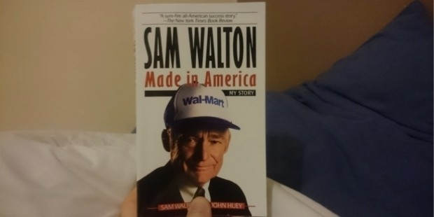 sam walton autobiography