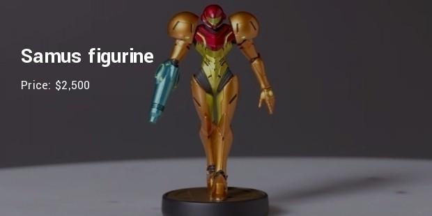 samus figurine