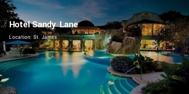 sandy lane hotel