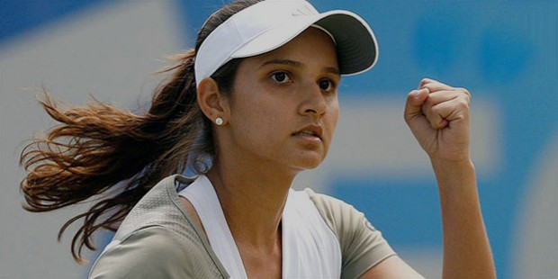 sania early career
