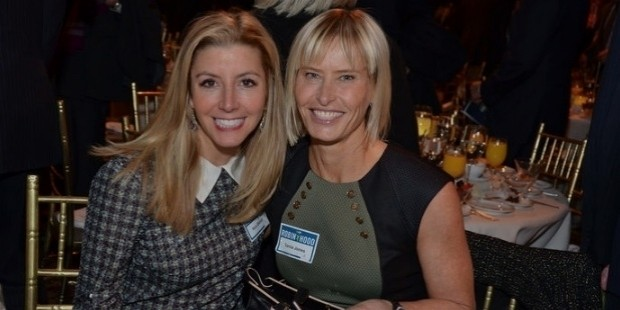 sara blakely, founder of spanx, and sonia jones,