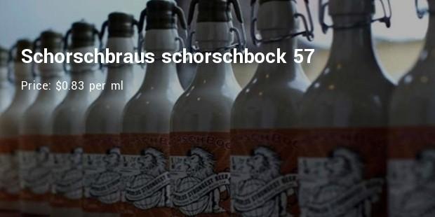 schorschbrau schorschbock 57