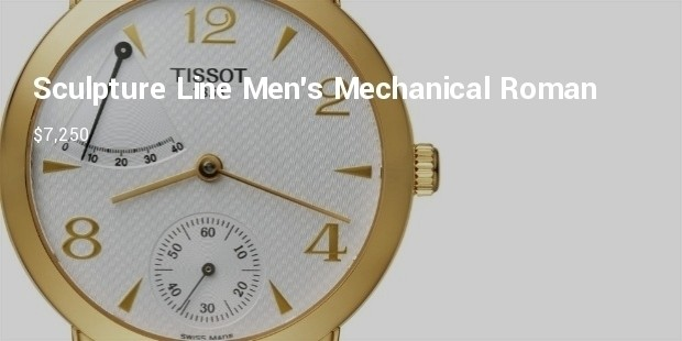 sculpture line mens mechanical roman