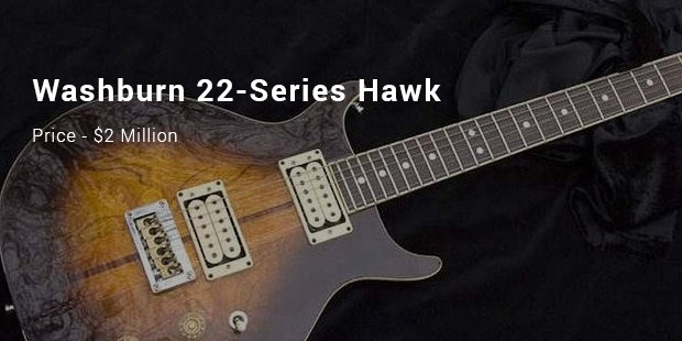Washburn 22-Series Hawk
