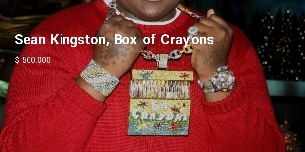 sean kingston,box of crayons