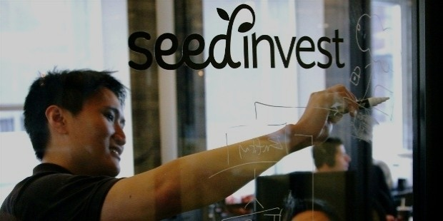 seedinvest funding site