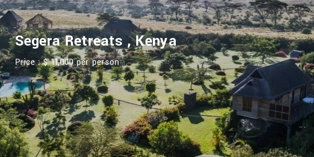 segera retreats kenya