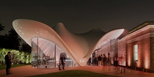 serpentine sackler gallery inlondon