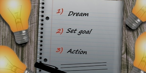 set goal and achieve