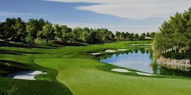 shadow creek golf course, nevada