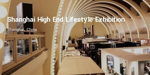 shanghai luxury high end