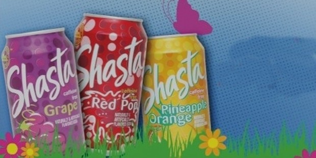 shasta drinks