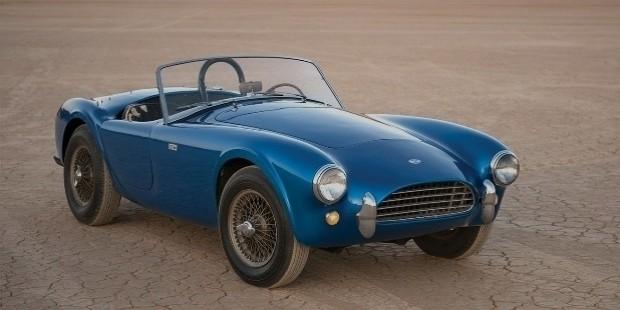 shelby 260 cobra of 1962
