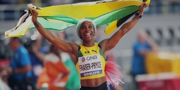 SHELLEY-ANN FRASER-PRYCE: