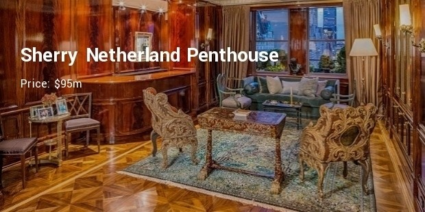 sherry netherland penthouse