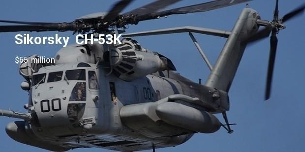 sikorsky ch 53k