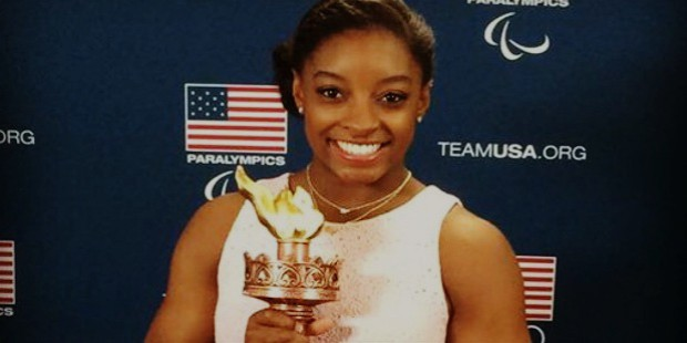 simone biles awards