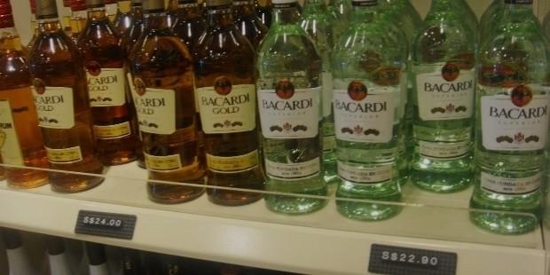 singapore alcohol duty