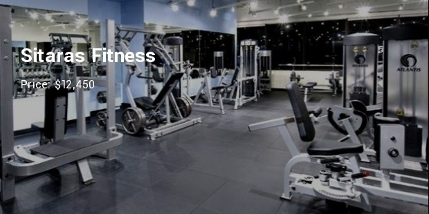 sitaras fitness