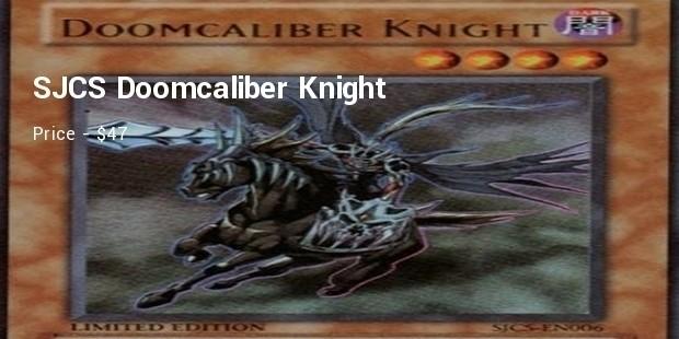 sjcs doomcaliber knight