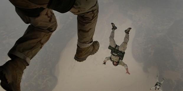 skydiving 658405