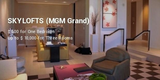 skylofts  mgm grand
