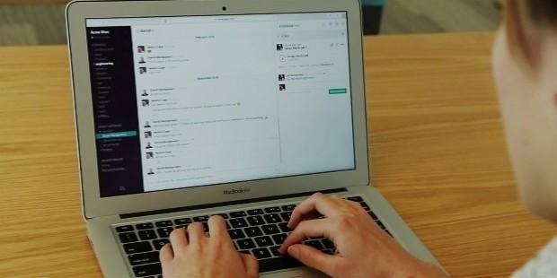 slack is a messaging platform