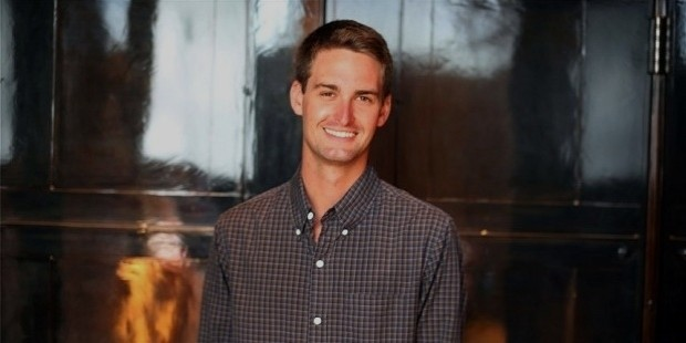 snap chat founder evan spiegel