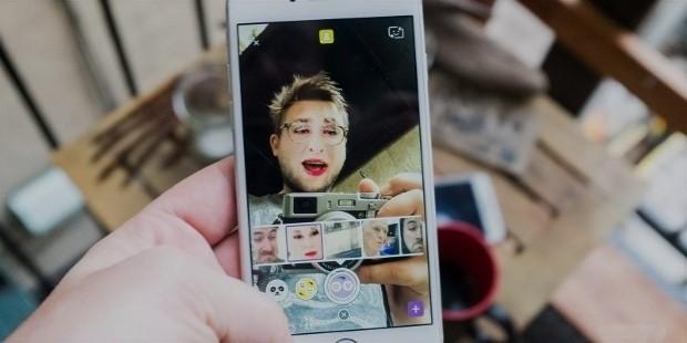 snapchat camera