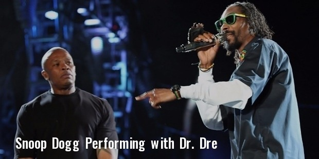 snoop dogg and dr